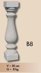baluster 8