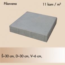 pikovana