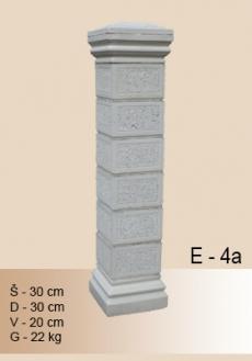 stubovi e-4a