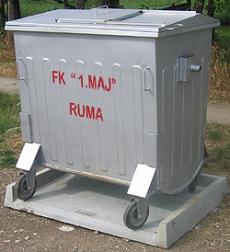 postolje za kontejner 2